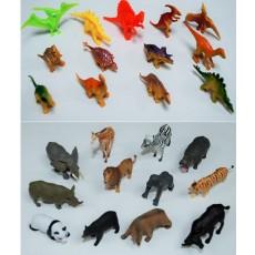 신상품(동물,공룡 피규어)100개