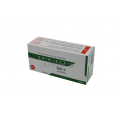 SHINJECT 30G S(0.3x21mm)